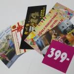 Приглашения, сертификаты, купоны
